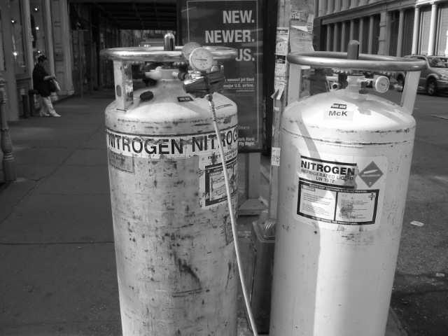 street nitrogen